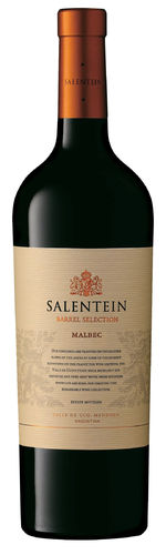 2018 Salentein Reserve Malbec (Barrel Selection)